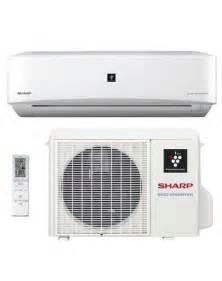 Ac Sharp Mini 9000 btu sharp ductless mini split air conditioner heat