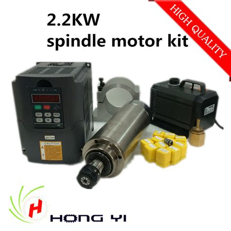 Motor Electric 2 2kw by Aliexpress Buy Cnc Water Cooled Spindle Motor 2 2kw
