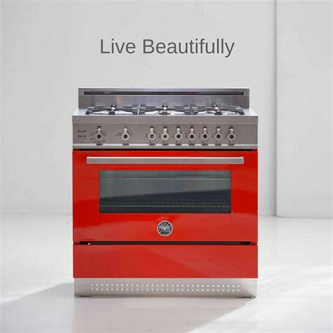 houston tx bertazzoni 36 quot 5 burner professional series 17 best images about rosso on stove kitchen