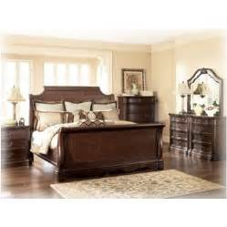 b622 78 furniture camilla bedroom king sleigh bed