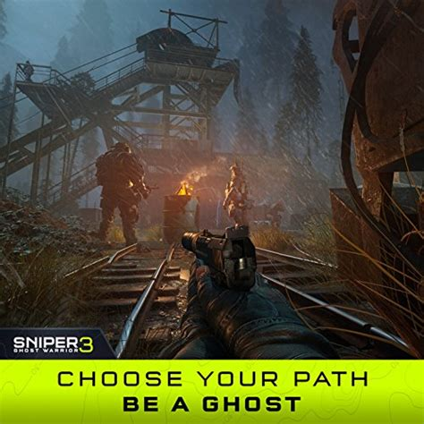 Ps4 Sniper Ghost Warrior 3 Season Pass Edition R1 sniper ghost warrior 3 playstation 4 season pass edition