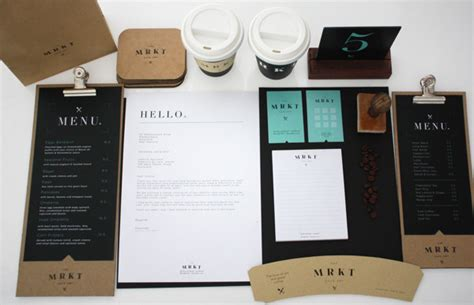 coffee shop branding design branding the mrkt coffee shop by courtney hansen ams