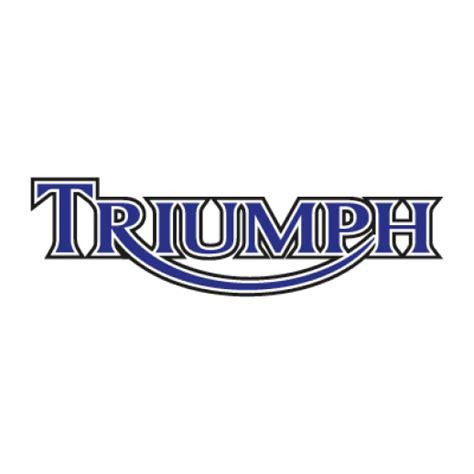 Triumph Motorrad Logo by Triumph Motorcycles Logo Vector Ai Pdf Free Graphics