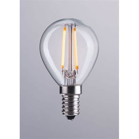 Zuo Modern P50016 Led Type B Light Bulb 2w Clear