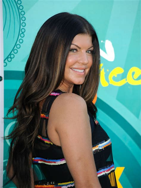Fergie I Was A Teenaged by Fergie In 2009 Choice Awards Fashion Choices Zimbio