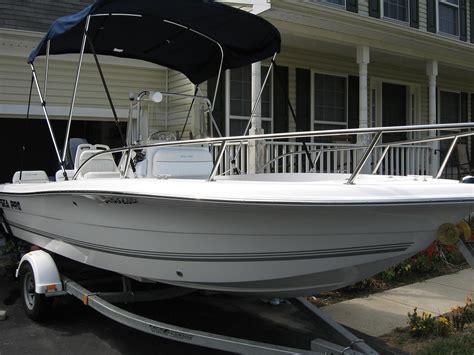 sea pro boats price sold 2005 sea pro 180cc sold the hull truth