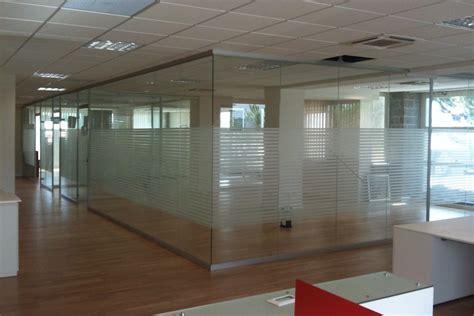pareti vetro ufficio pareti divisorie in vetro per interni tutto quello che