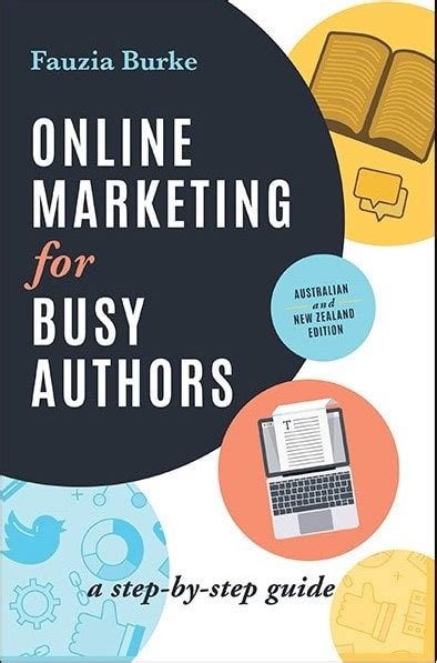 the author easy blogging for busy authors books marketing for busy authors anz edition review rm
