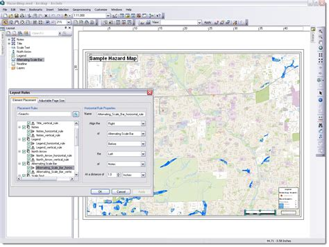 lock layout view gis what makes up production mapping arcgis blog