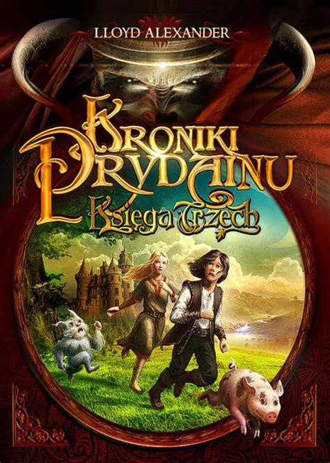 film fantasy dla dzieci kroniki prydainu księga trzech lloyd alexander