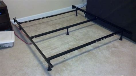 craigslist queen bed frame full queen adjustable bed frame furniture pinterest