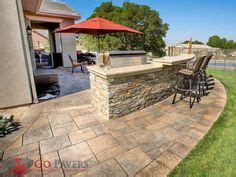 Patio Pavers Price Per Square Foot 1000 Images About Entertain With Patio Pavers On