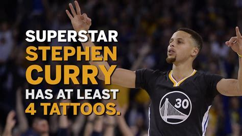 steph curry tattoos steph curry s tattoos
