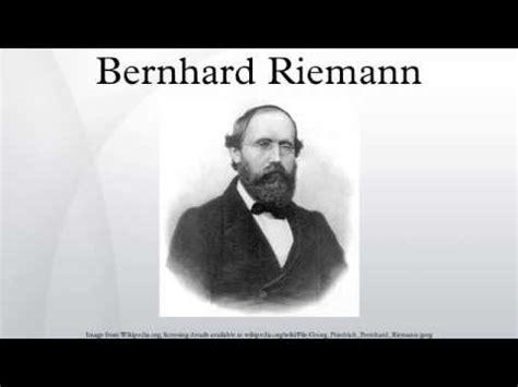 bernhard riemann number theory bernhard riemann youtube