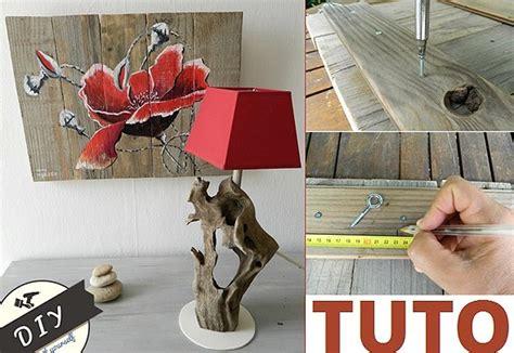 Creation Le Bois Flotté by Cr 233 Ations Et Tutoriels En Bois Flott 233