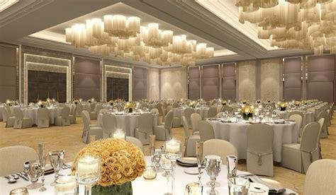 hotels near ballroom hotel ballrooms make for luxury wedding venues in china