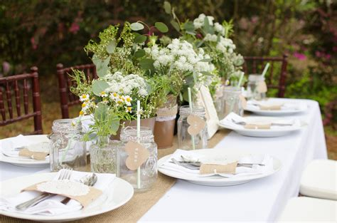 table scapes southern burlap tablescape pensacola wedding planner