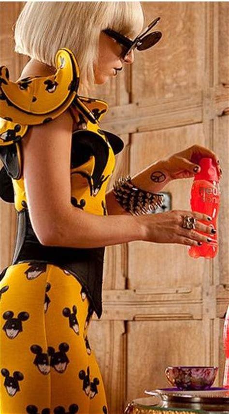 lady gaga paparazzi minnie mouse costume    diy
