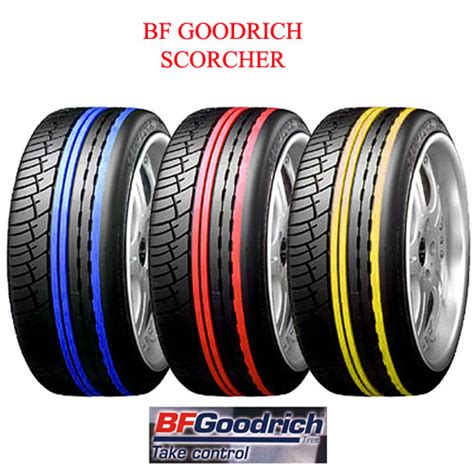 burnout colored tires fourtitude do you care what your tire tread looks like