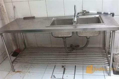 Meja Cuci Piring tempat cuci piring bekasi jualo