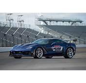 2019 Chevrolet Corvette ZR1 Named Indy 500 Pace Car