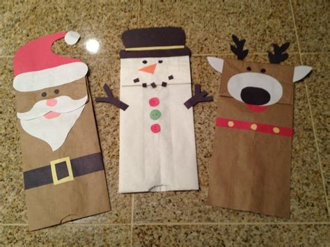Crafts With Brown Paper Bags - 49 best paper bag crafts 11 29 13 clg images on