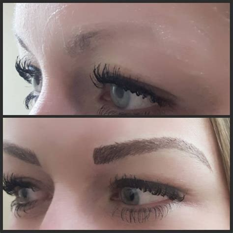 eyebrows tattoo in va la femme permanent cosmetics permanent makeup 108