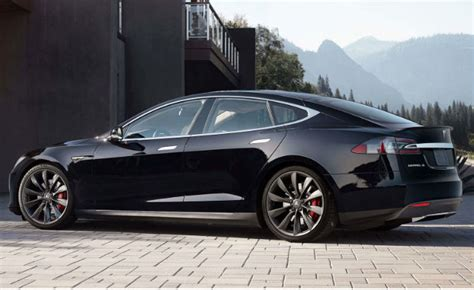 How Fast Can A Tesla Go Tesla S Powerful Model S P90d Sprint From 0