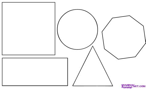 draw shapes free how to draw shapes step by step symbols pop culture