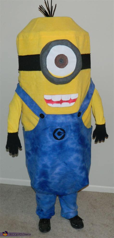 despicable  minion kevin costume