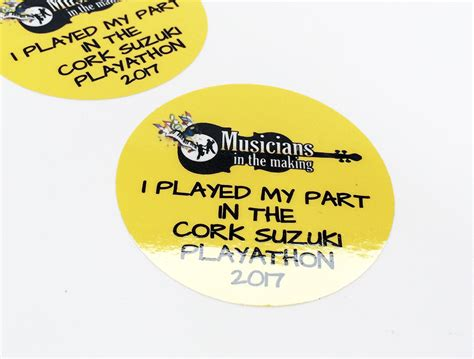 Outdoor Vinyl Sticker Paper by Custom Stickers Outdoor Vinyl Printco