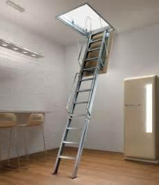 echelle metallique 17 best ideas about escalier escamotable on