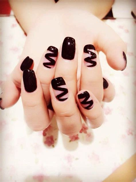 Easy Nail Designs For Beginners by 101 Easy Nail Ideas And Designs For Beginners