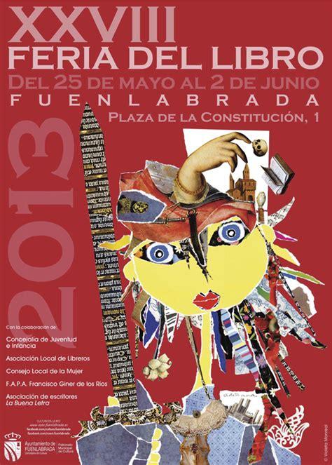 libro the cartel blog colaboraciones cartel para la xxviii feria del libro de fuenlabrada 2013