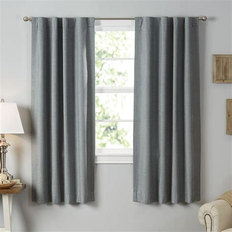 sound asleep curtains sound asleep room darkening rod pocket thermal blackout