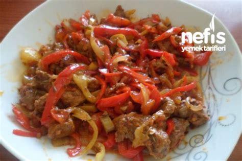 ana sayfa tarifler et yemekleri mantarl et sote sebzeli et sote nefis yemek tarifleri