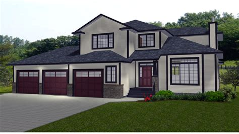house plans 3 car garage 3 car garage on house plans by e designs 2
