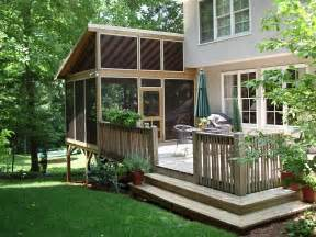 Pictures Of Screened In Decks 10 Best Reasons To Convert Your Deck Or Patio Into A
