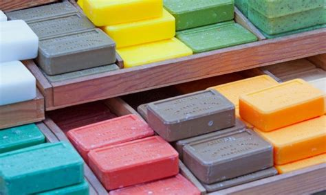 crafty ideas for making different types of soap smart tips