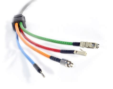 fiber optic lighting cable light armor cables
