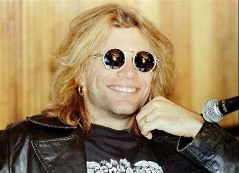 Bon Jovi 12 conhe 231 a a carreira de jon bon jovi famosos cultura mix