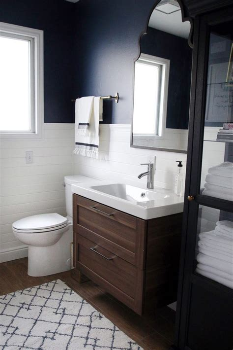 Half Bathroom Vanity 1000 Ideas About Downstairs Bathroom On Pinterest Bathroom Half Bathroom Decor And Small