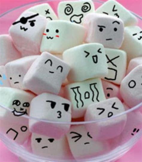 imagenes tiernas we heart it marshmallow con caritas imagui