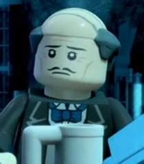 Lego Alfred The Buttler voice of alfred pennyworth batman the voice actors