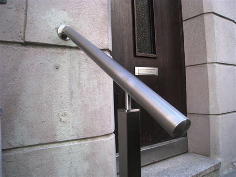 handlauf treppe edelstahl handl 228 ufe aus edelstahl metallbau penkalla