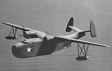 japanese flying boat ww2 ww ii pbm mariner flying boat patrol bomber and rescue