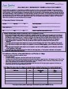 verification worksheet for dependent students worksheet