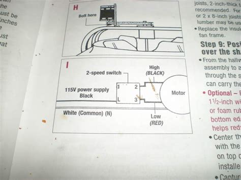 Wiring Diagram For Attic Fan Get Free Image About Wiring Diagram