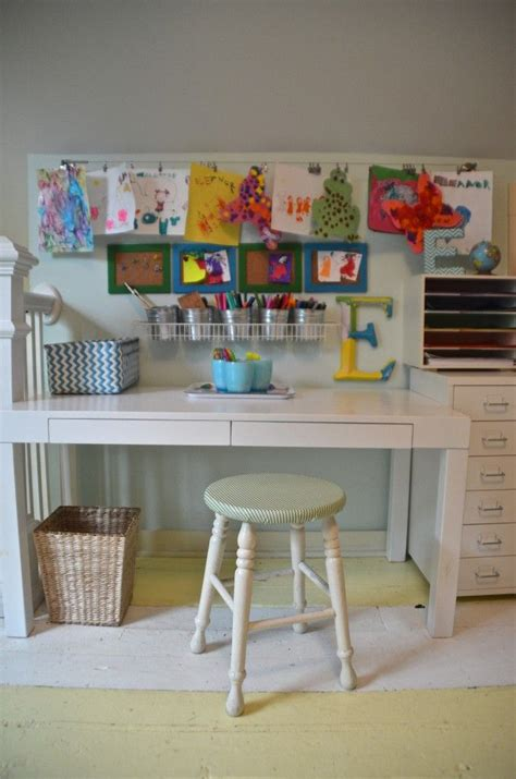 art desk for kids with storage kids art desk with storage woodworking projects plans