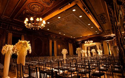 small wedding chapels new york city event venues new york wedding venues lotte new york palace